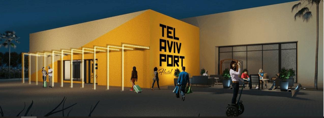 TEL AVIV PORT HOSTEL